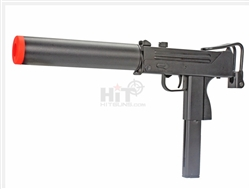 HFC M11 HG-203 Gas Blow Back Sub-machine Gun, with Barrel Extension
