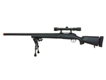 UKArms M24 Airsoft Sniper Rifle with Scope & Bipod Package