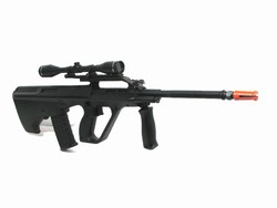 JG AU-01 Civilian Version Airsoft Electric Gun [JG-448]