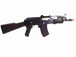 JG AK47 Beta CQB Short Barrel Airsoft Electric Gun