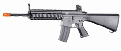 JG 614 RIS Carbine Full Stock Airsoft Gun AEG F6623