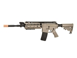 JG M4 S-System Dark Earth Tan Enhanced Version Airsoft Electric Gun [JGF6613-DE]