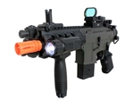 JG M4 Pistol CQB Airsoft Gun Lipo Ready Striker Package