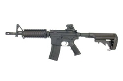 JG Full Metal M4 CQB Upgraded Airsoft Electric Gun [JG-FB6624]