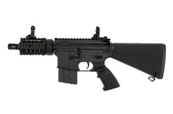JG Full Metal M4 Stubby Killer Upgraded Airsoft Electric Gun [JG-FB6625]