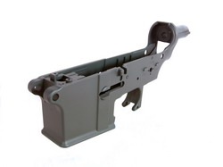 JG M4/M16 Replacement Plastic Lower Receiver