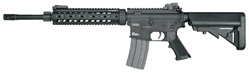 KWA KM SR10 Special Purpose Rifle Full Metal Airsoft Electric Gun w/ 2GX Gear Box