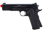 KWA M1911 MKI PTP Professional Training Pistol Airsoft Gas Blow Back Pistol