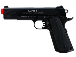 KWA M1911 MKIII PTP Professional Training Pistol Airsoft Gas Blow Back Pistol