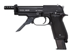 KWA M93R with NS2 Gas System Gas Blow Back Airsoft Pistol