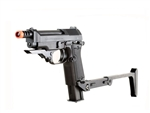 KWA M93R Special Edition with Folding Stock Airsoft Gas Blow Back Pistol (NS2)