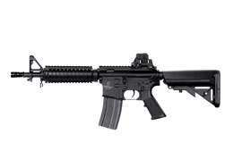 Lancer Tactical Combat Ready M4 CQBR MK18 Airsoft Gun LT-02B
