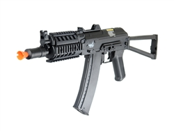 Lancer Tactical RAS AK74U Airsoft Gun 400 Fps Combat Ready LT-07R