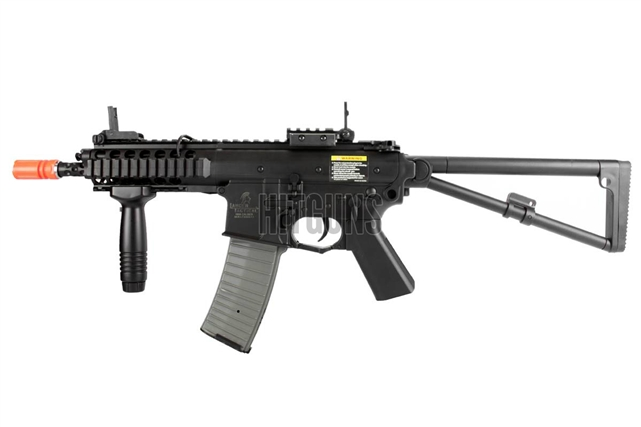 Lancer Tactical Tactical PDW Airsoft Gun 400 Fps Combat Ready LT-08  Official Licensed by Knight's Armament