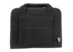 Lancer Tactical Dual Pistol Case (Black)