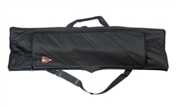 "Lancer Tactical Expandable Light Weight 39"" PVC Gun Bag (Black)"