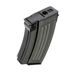 AK 220 Round Short Metal Magazine