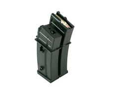 MetalTac KX36 Dual Clamped Magazine with Electric Self-Winding System (1000=Round Carrying Capacity)