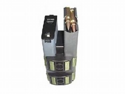 MetalTac M14 Dual Clamped Magazine with Electric Self-Winding System (1000-Round Carrying Capacity)