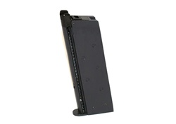 WE 1911 Standard Capacity Gas BlowBack Pistol Magazine (16-Rounds)