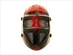 Red Terror Ghost Recon Airsoft Face Mask