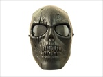 Cacique Skull Airsoft Face Mask Inspired by Army of Two