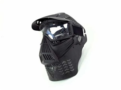 Full Face and Neck Protection Mask