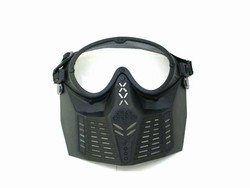 Protection Mask - Clear Lens