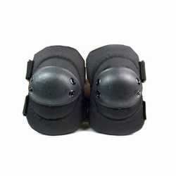 Protective Knee Pads & Arm Pads, Black