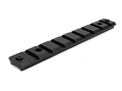 JG BAR-10 Rail Intergration System (RIS) Panel Accessory Piece with Mounting Screws