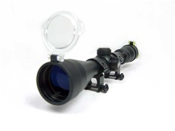Rifle Scope-3-9x40 with Filter and Ring