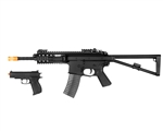 UKArms P1188 RDW Spring Rifle with Backup Spring Pistol