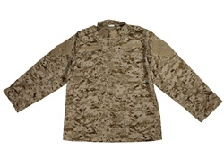 Army Uniform Tan Marpat BDU - XL Size
