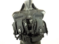 Tactical Hydration Vest