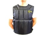 Well Fire Combat Padded VIP Vest (Black)