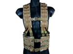 MetalTac Tactical Load Bearing MOLLE Vest (Multi-Camo Pattern)