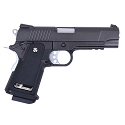WE Hi Capa 4.3 Full Metal Gas Blow Back Pistol we-018