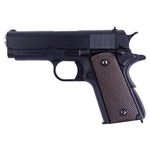 WE 1911 Tactical Style Compact-A Full Metal Gas Blow Back
