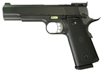 WE Full Metal P14 Combat Hi-Capa 5.1 Gas BlowBack Airsoft Gun with Co2 Compatible Magazine