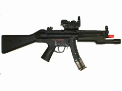 Well Navy Seal Airsoft Electric Rifle W/Flashlight (R5-B)