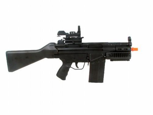 WELL R8 Airsoft Gun 330 FPS Metal Gear Box