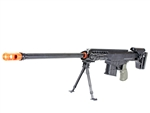 BBTac BT-98 BRAVO Spring Airsoft Sniper Rifle with Spring Bipod and Mock Scope BT-98
