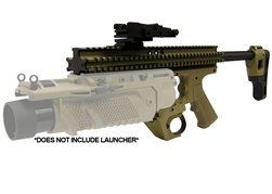 Lancer Tactical EGLM Stand-Alone Platform Kit for EGLM (Tan)