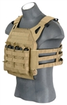 Lancer Tactical CA-312 JPC Jumpable Plate Carrier (Tan)