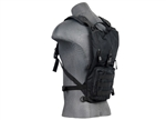 Lancer Tactical Recon Hydration Backpack for 2.5L Hydration Bladders (Black)