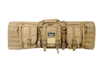 "Lancer Tactical 36"" MOLLE Gun Bag (Tan)"