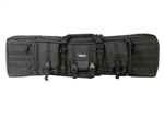 "Lancer Tactical 42"" MOLLE Gun Bag (Black)"