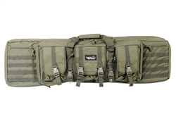 "Lancer Tactical 42"" MOLLE Gun Bag (Olive Drab)"