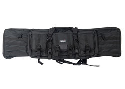"Lancer Tactical 46"" MOLLE Gun Bag (Black)"