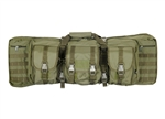 "Lancer Tactical 36"" MOLLE Double Gun Bag (Olive Drab)"